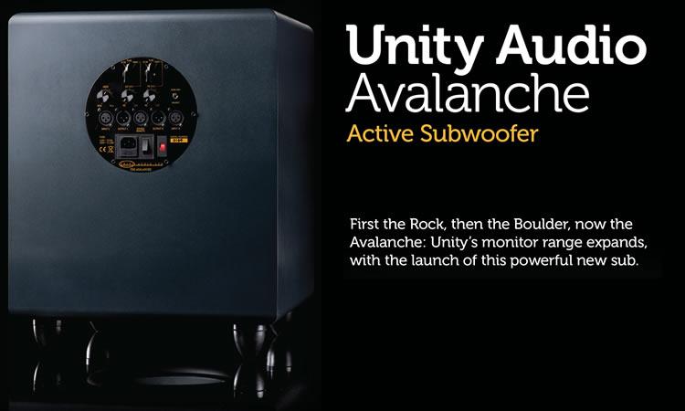 Avalanche Sound On Sound Review – January 2014