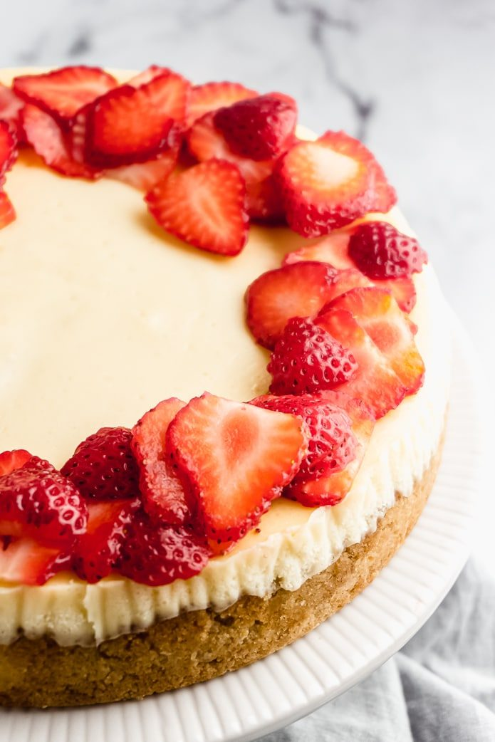 Low-carb Keto Cheesecake