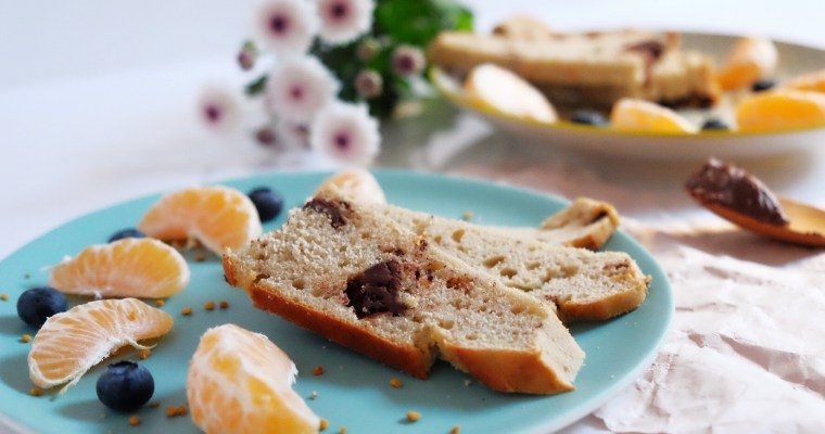 Amazing banana bread