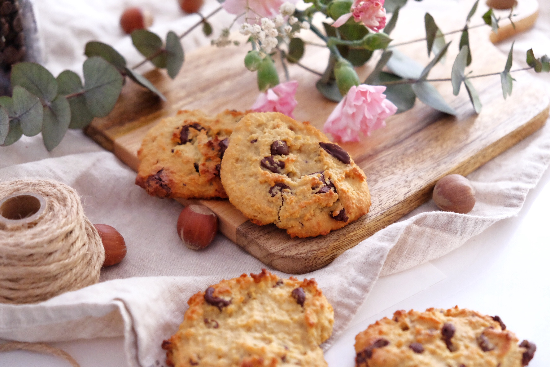 Delicious gluten free cookies.