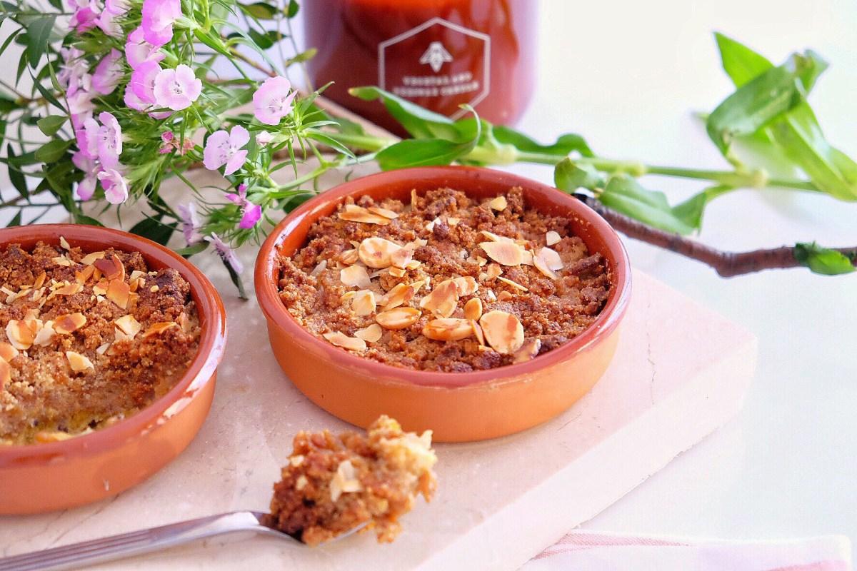 delicious easy gluten free crumble