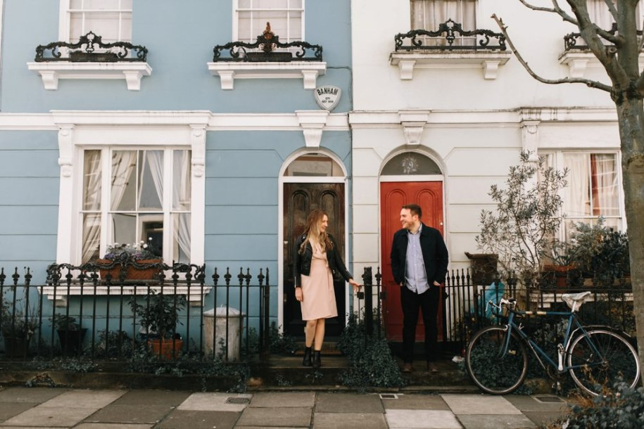 Morning Kentish Town Pre Wedding Shoot