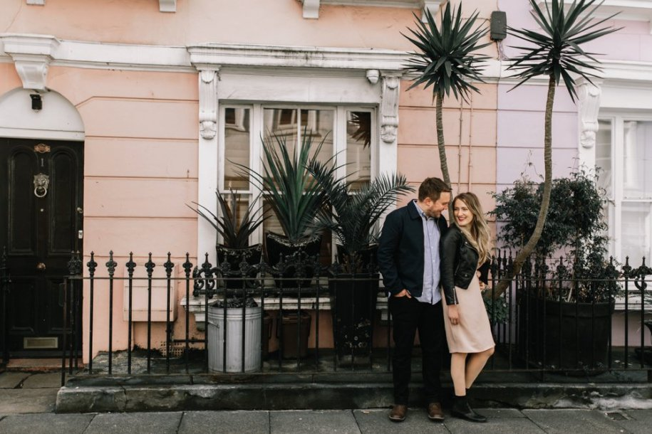 Kentish Town Pre wedding photo shoot