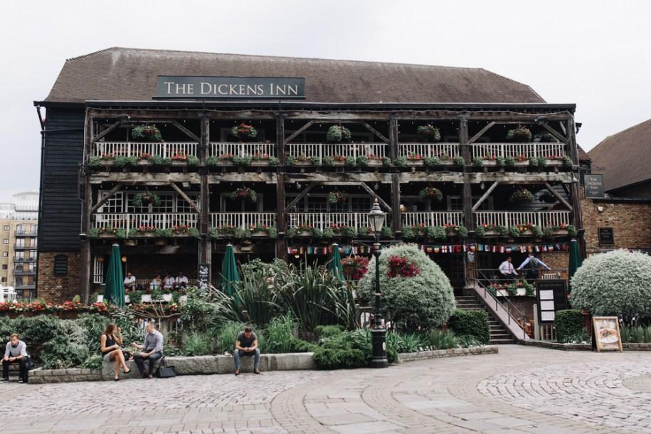 St Katherine's Docks London hidden gems