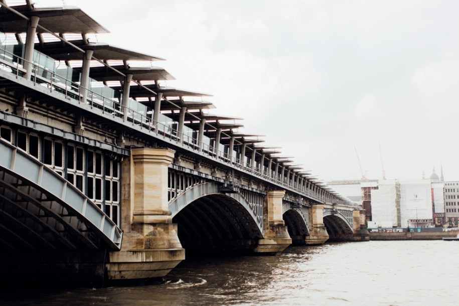 Bridge on the South bank