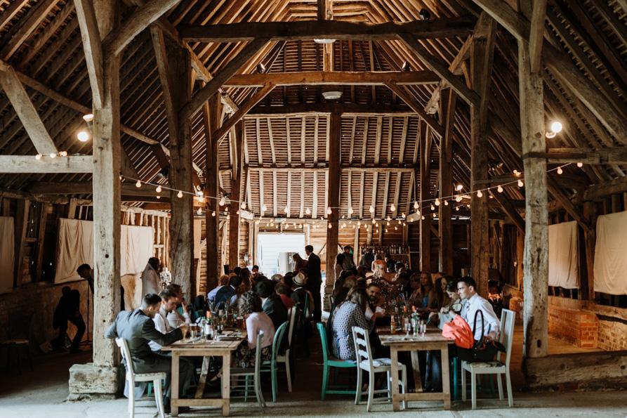 Great Barn of Wanborough