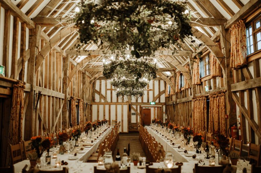 Gate Street Barn Wedding Venues UK