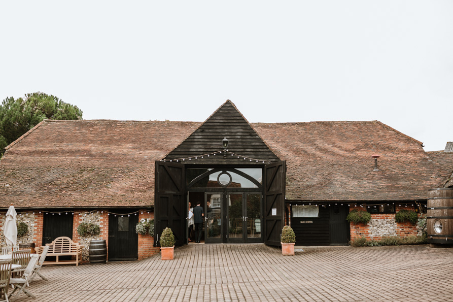 Old Luxters Barn Wedding Venues