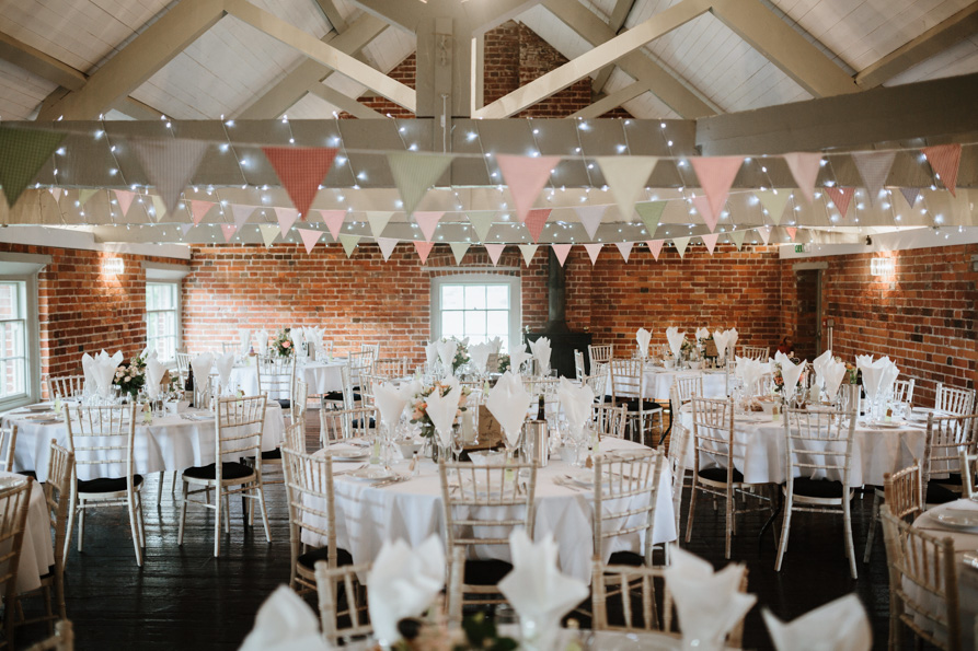 Sopley Mill Barn Wedding Venue