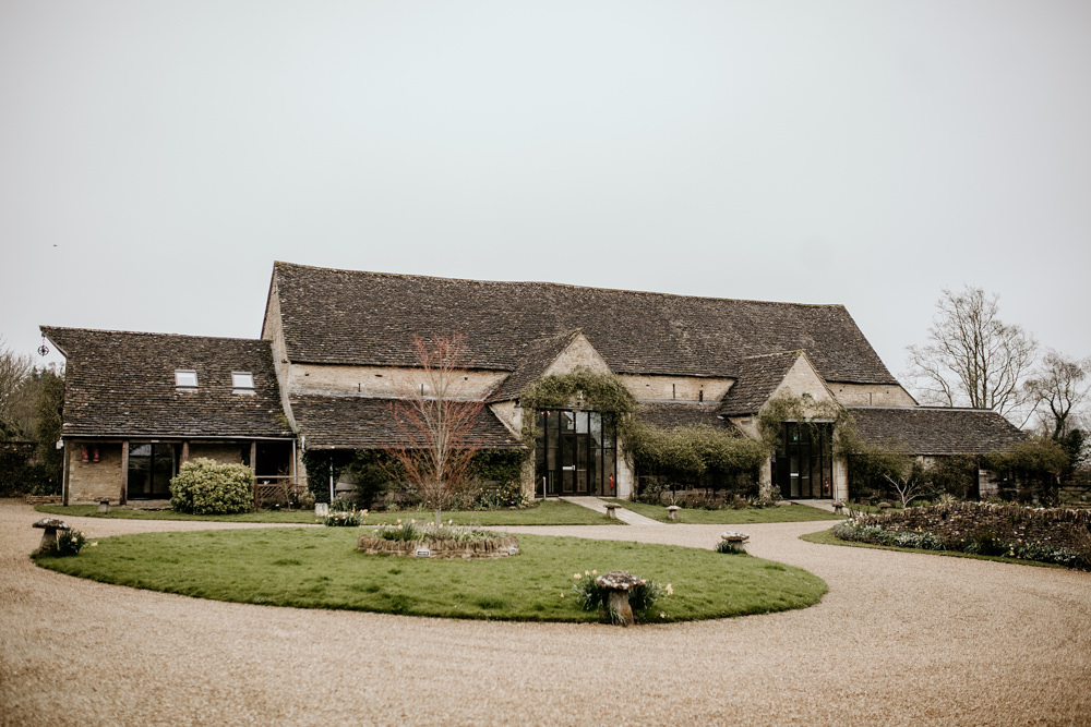 The Great Thythe Barn Cotswolds wedding venue
