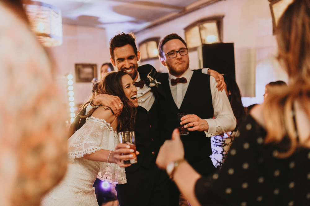 plas dinam country house wedding reception Wales