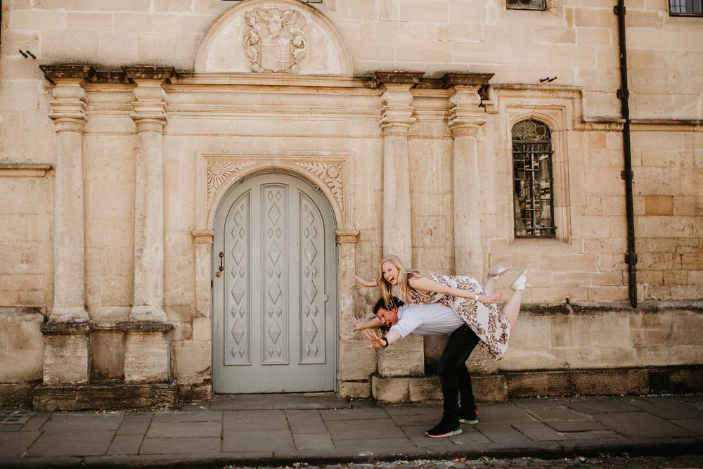 Oxford city photo shoot