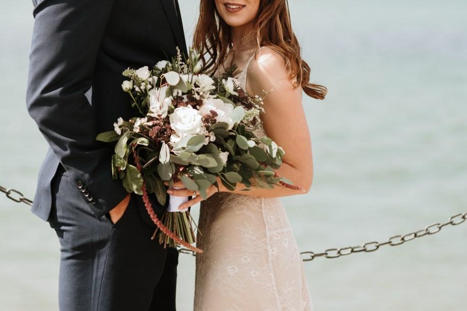 bohemian wedding bouquets