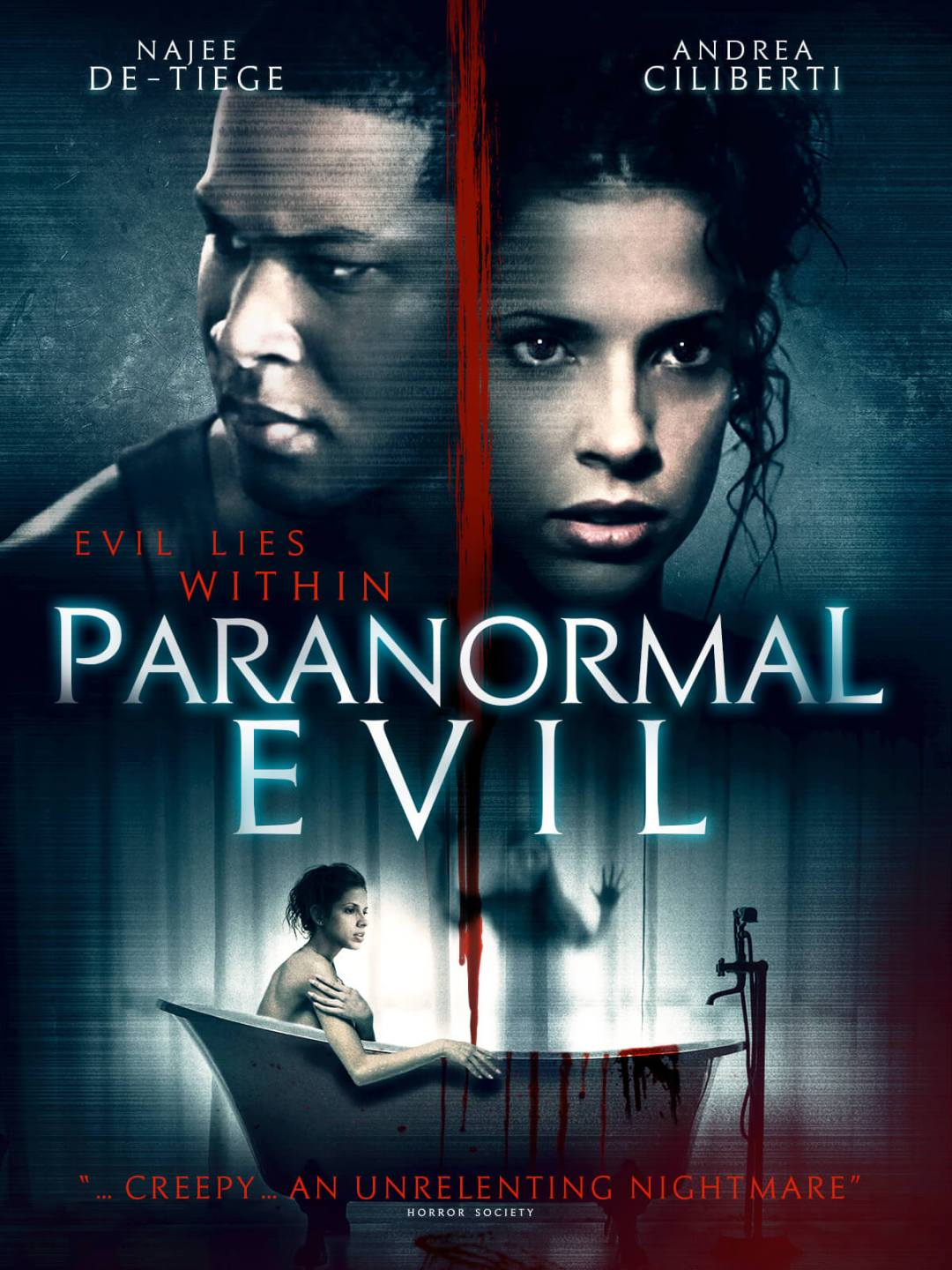 Paranormal Evil 1200x1600 PARANORMAL EVIL