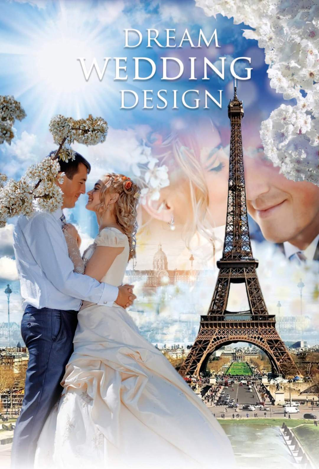 Dream Wedding Not Final Artwork DREAM WEDDING DESIGN