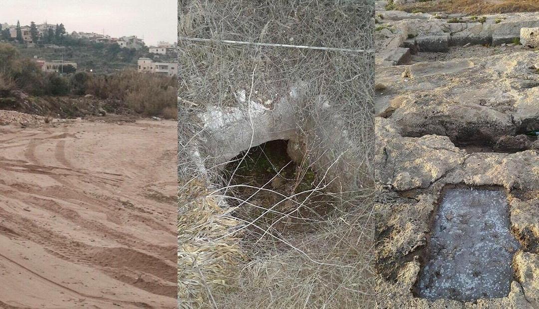 أنقذوا مآروبو – آد نوم- عدلون: بدء أعمال الجرف لمدينة البحر الأزلية