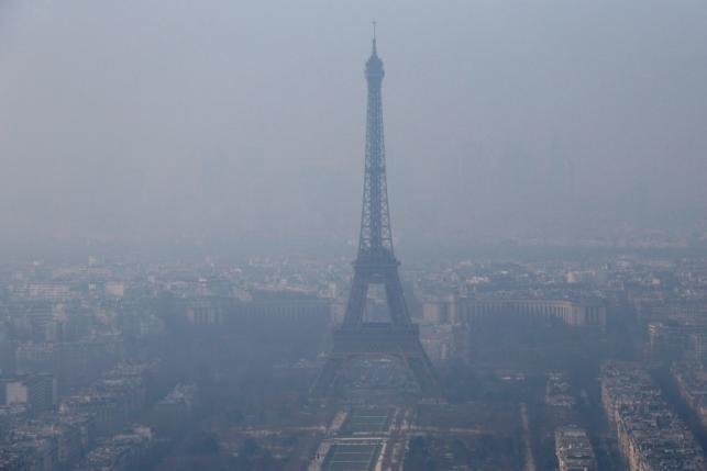 La pollution de l'air responsable de 48.000 morts par an en France