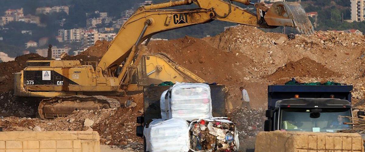 القاضي حمدان أصدر قرارا بتمديد مهلة ادخال النفايات الى الكوستابرافا