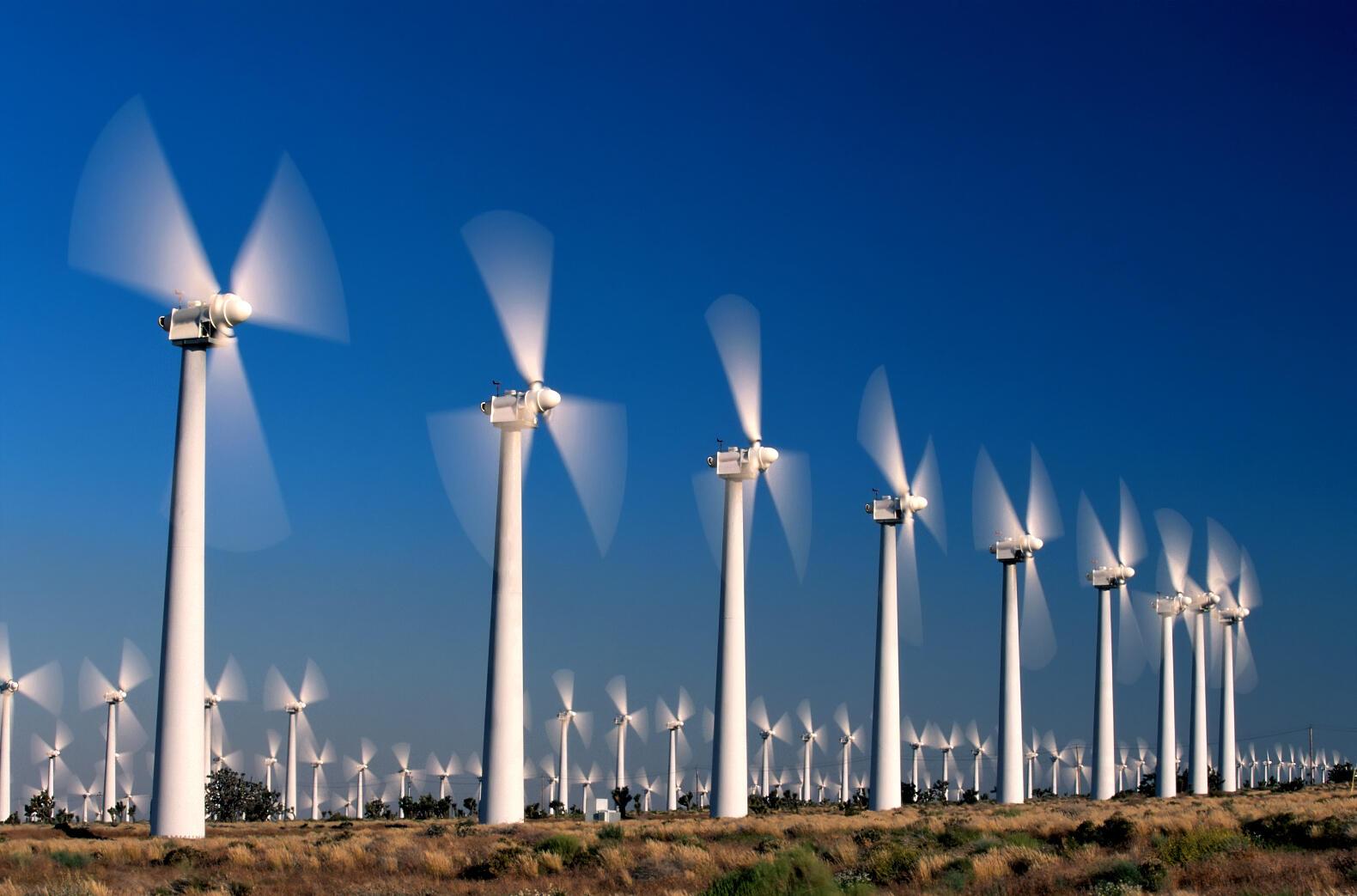 Uruguay réalise d'énormes réalisations avec l'énergie éolienne