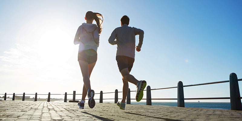 5 Reasons why it is better to walk than to run