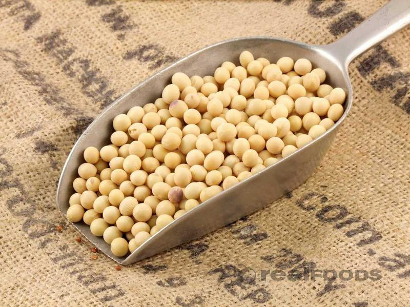 Soya: a legume that is not as good as we thought