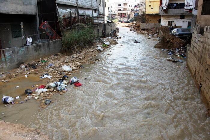 نهر الغدير… عيب!
