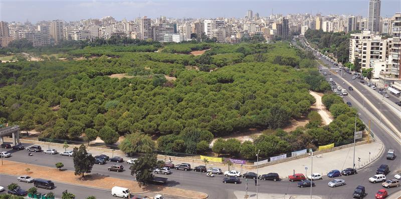 وزارة البيئة تنفي إعفاء مشروع الملعب البلدي في حرش بيروت من الدراسات البيئية: المشروع يحتاج الى فحص بيئي مبدئي