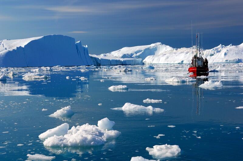 ارتفاع درجة حرارة المحيطات تجاوز التقديرات السابقة