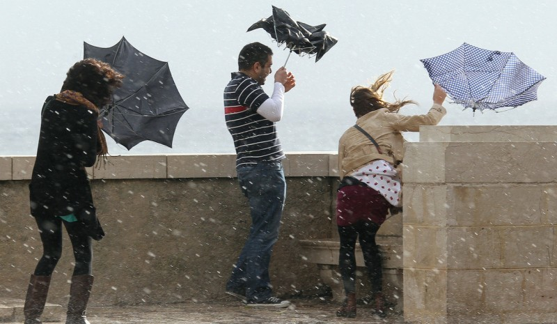 عام 2017 يحطّم الأرقام القياسية لظواهر الطقس المتطرفة