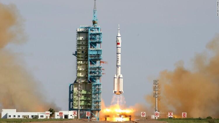 """التحام مركبة """"تيانجو-1"""" بمختبر """"تيانجونج-2"""" الفضائي الصيني"""