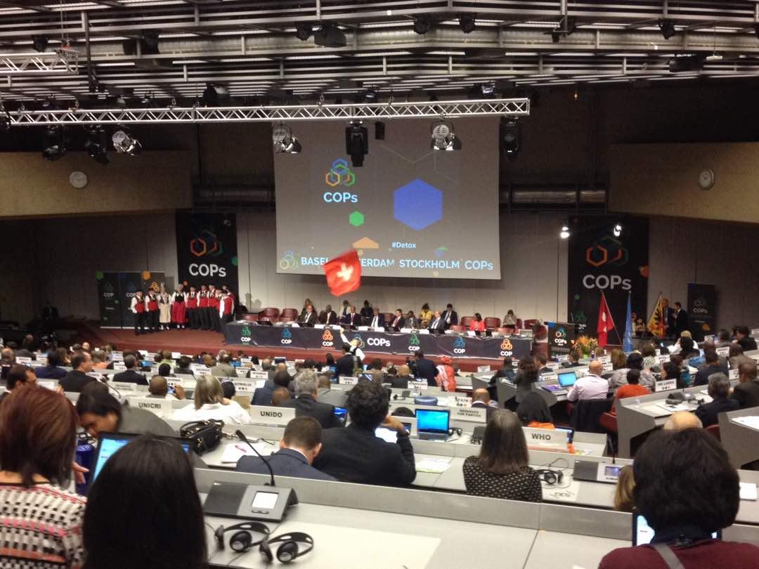 فعالية تطبيق الإتفاقيات الكيميائية… أهم قضايا المؤتمرات الثلاثة في جنيف