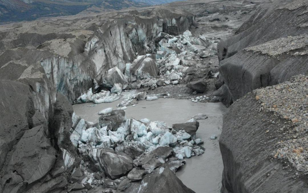 بسبب تغير المناخ… نهر في كندا يختفي في أربعة أيام!