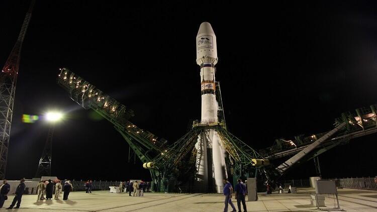 """نجاح إطلاق الصاروخ الروسي """"سويوز-ST-A"""" إلى الفضاء"""