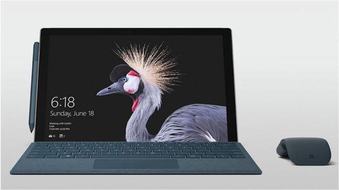 """مايكروسوفت تطلق جيلا جديدا من كمبيوتر """"سيرفيس برو"""" اللوحي"""