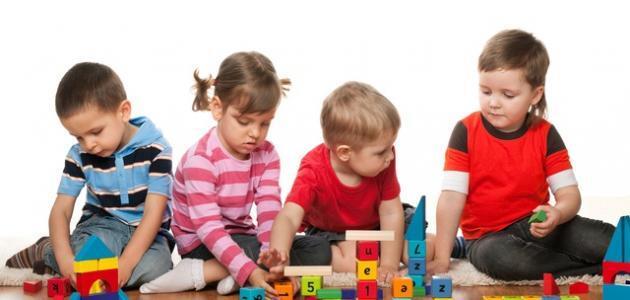 ما أهمية اللعب لأطفالك؟