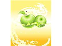 التفاح يطفو على الماء لأن نسبة الهواء فيه 25% من وزنه