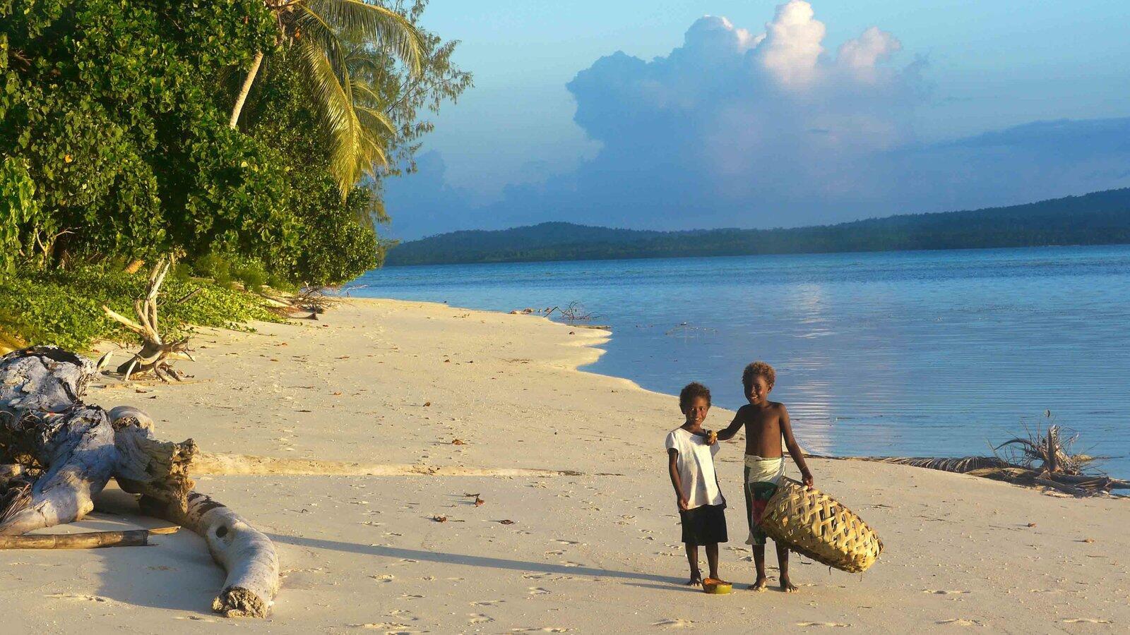 Papúa Nueva Guinea,  el país más diverso genéticamente