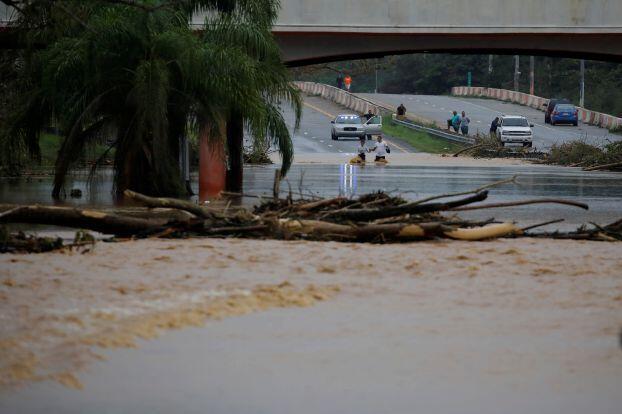 الإعصار «ماريا» يقتل 25 شخصاً بعد اجتياحه جزر الكاريبي