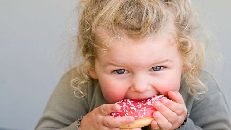 ارتفاع مخيف لمعدلات البدانة عند الأطفال!