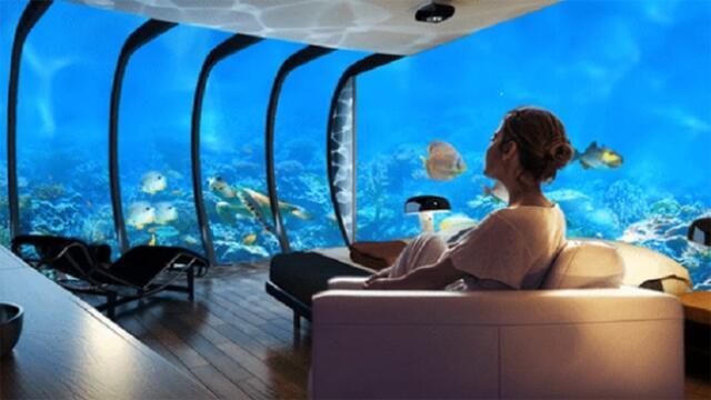 جيل بشري ثانٍ سيعيش تحت الماء قريباً!