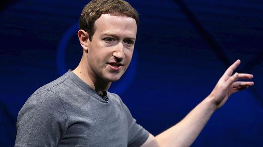 Mark Zuckerberg says technology doesn't create more jobs, but increases pay