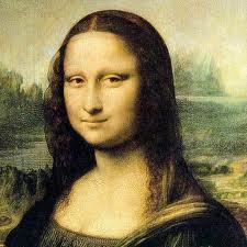 .دقق في لوحة الموناليزا ولن تجد لهذا الوجه الجميل حواجب انها ليست غلطة ولكنها موضة السيدات في ذلك العصر أن تبدو بلا حواجب