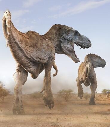 أول حيوان سار على قدميه في التاريخ هو الديناصور