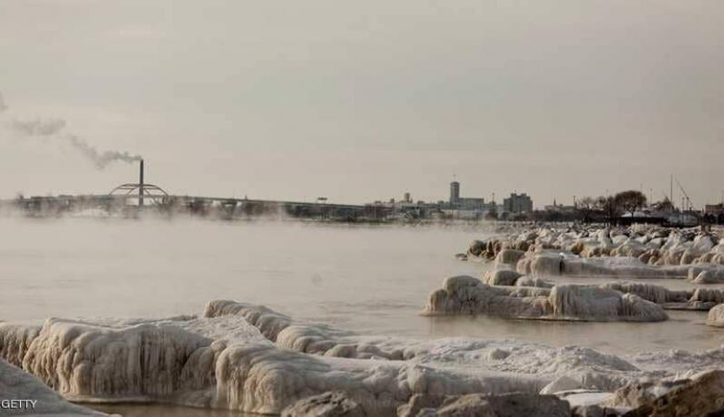 أيسلندا تمنّت والأمنية تحققت : الحرارة أذابت الجليد!
