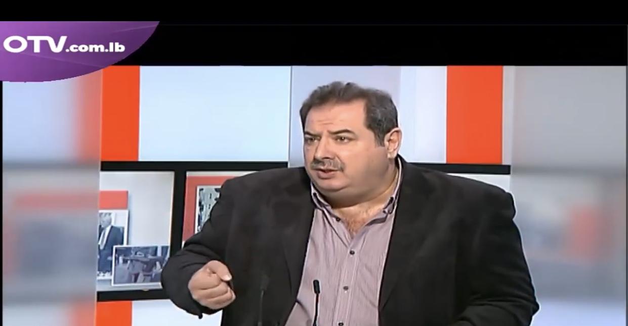 حوار د. حسن مقلد على شاشة ال. OTV