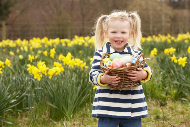¿Por qué se regalan huevos  para pascuas?