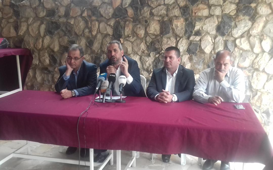 لجنة حماية العاصي طالبت الدولة بإعطائه رعاية استثنائية ليبقى سليما معافى