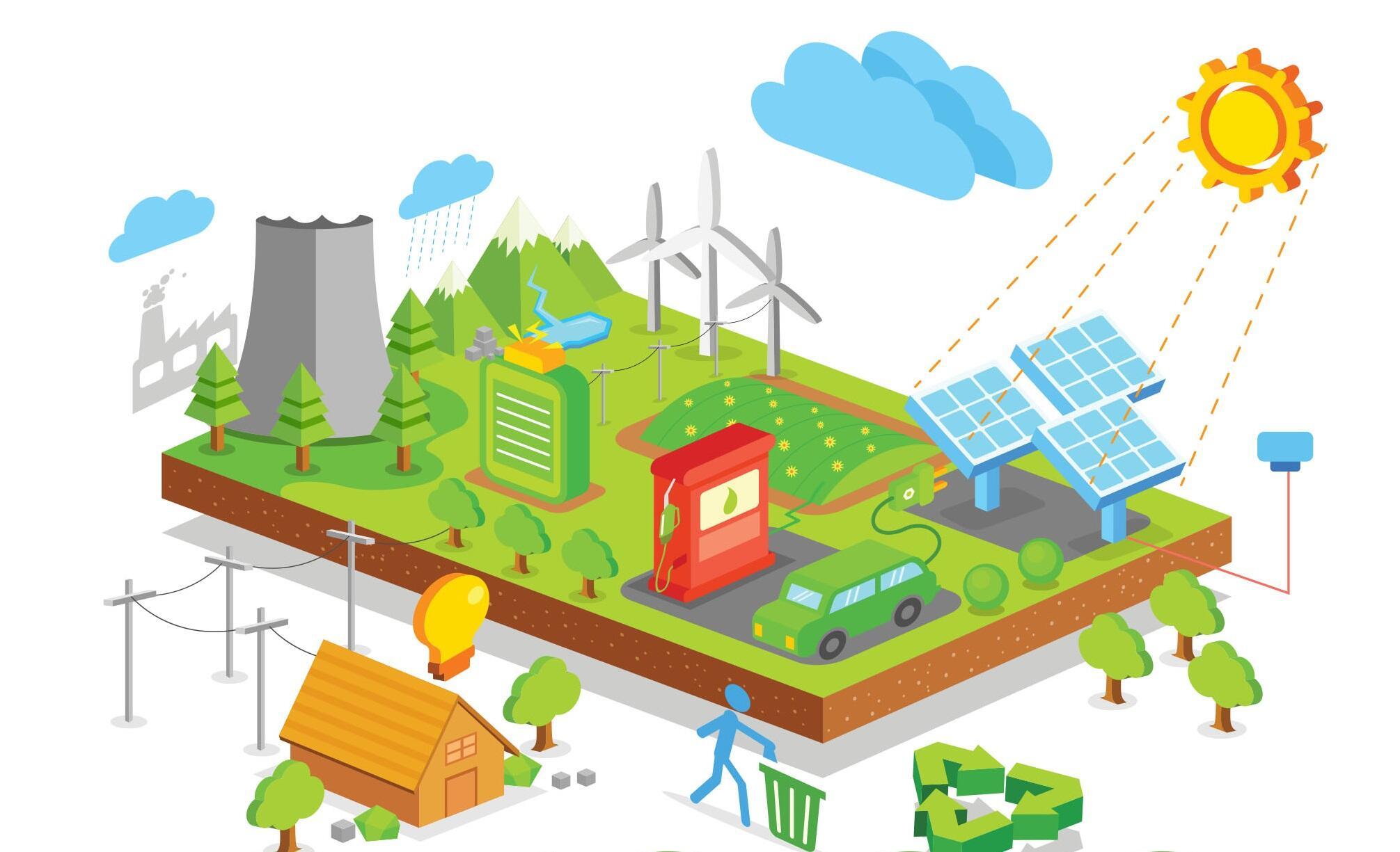 الإقتصاد الأخضر... هل تبدد 24 مليون فرصة عمل هواجس المناخ؟!