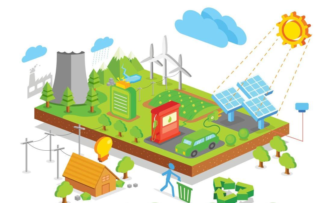 الإقتصاد الأخضر… هل تبدد 24 مليون فرصة عمل هواجس المناخ؟!