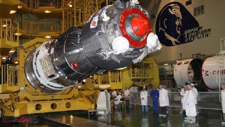 انتهاء اختبار متانة وحدة العلم والطاقة الروسية الفضائية